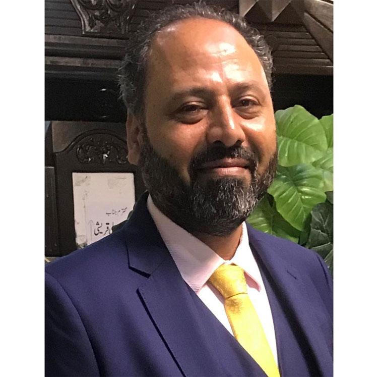 Irfan Qureshi